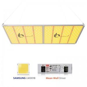 AR 2000 POR High  LED Grow Light hydroponic gro...